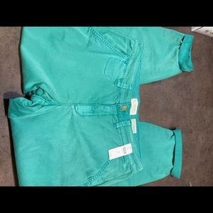 anthro chino relaxed pants new 29